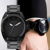 【限時特殺】NIXON  THE ANTHEM 質感設計時尚腕錶 A396-001 現貨 手錶 熱賣中!
