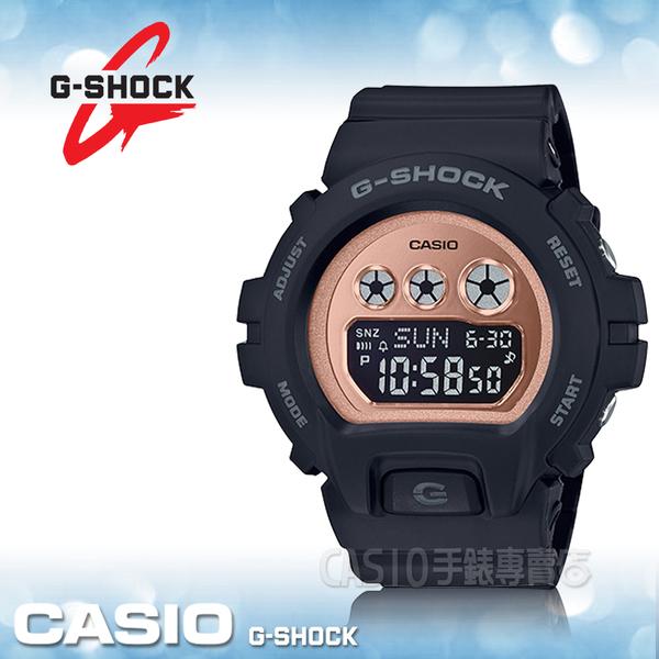 CASIO手錶專賣店 G-SHOCK GMD-S6900MC-1D 時尚電子女錶 防水200米 GMD-S6900MC