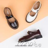 娃娃鞋 一字搭扣學院風娃娃皮鞋日繫瑪麗珍單鞋圓頭文藝 新品