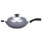 《仙德曼》七層複合金炒鍋-雙耳 /39cm