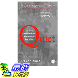2019 美國得獎書籍 Quiet: The Power of Introverts in a World That Can t Stop Talking
