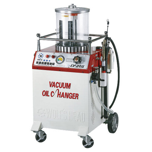 《VISA汽車修護設備》間皆式真空吸油機 Vacuum Pump Oil Extractor  LY-205