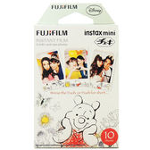 FUJIFILM Instax Mini 拍立得底片 維尼 手繪風 白盒 底片 適用 mini 7 7s 8 25 50s 55 90 SP1