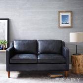 北歐小戶型沙發雙人三人布藝沙發簡約現代臥室沙發簡易服裝店沙發 NMS蘿莉小腳丫