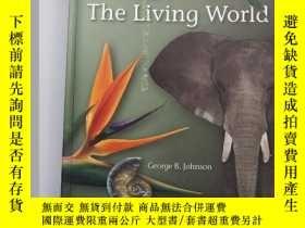 二手書博民逛書店The罕見Living World 4th EditionY24