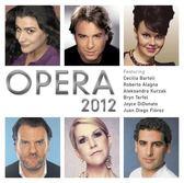2012最強歌劇精選集 CD THE CLASSICAL OPERA 2012 普洛哈絲卡庫莎克(音樂影片購)
