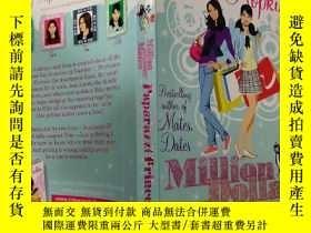 二手書博民逛書店Million罕見Dollar Mates Paparazzi Princess:百萬美 夥伴狗仔隊公主Y20