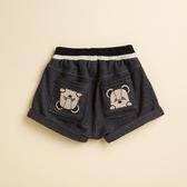 【金安德森】KA屁屁熊休閒短褲(105-125)