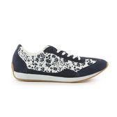 TOP GIRL舒壓輕量休閒鞋  -藍色花布