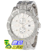 [104美國直購] Marc Ecko Men s E22569G1 The M-1 Silver Stainless Steel Watch