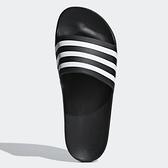 ADIDAS ADILETTE AQUA 男鞋 女鞋 拖鞋 夏日 防水 休閒 黑白 【運動世界】 F35543