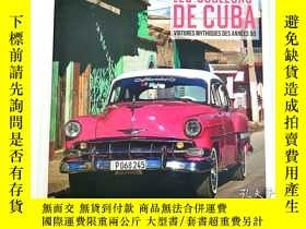 二手書博民逛書店les罕見couleurs de cuba voitures mythiques des annees 50Y