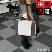 蘋果戴單肩時尚小清新筆記本電腦包女手提男袋 ZJ2332【大尺碼女王】