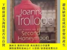 二手書博民逛書店英文原版罕見Second Honeymoon by JOANNA