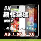 E68精品館 鋼化玻璃保護貼 台灣大 TWM Amazing A8 X5 X6 玻璃貼 9H硬度 鋼膜 螢幕保護貼 貼膜