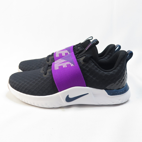 NIKE RENEW IN-SEASON TR 9 W 休閒鞋 AT1247012 女款 黑紫【iSport愛運動】