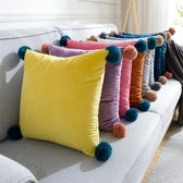 沙發抱枕ins抱枕床頭靠墊抱枕榻榻米靠枕腰枕沙發靠背軟包床上大號護腰【8折鉅惠】