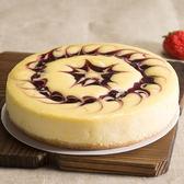 【木匠手作】藍莓中乳酪蛋糕(六吋)