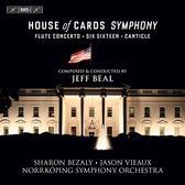 【停看聽音響唱片】【SACD】傑夫.畢爾:紙牌屋交響曲 (2片裝)