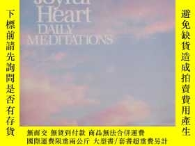 二手書博民逛書店THE罕見Joyful Heart DAILY MEDITATI