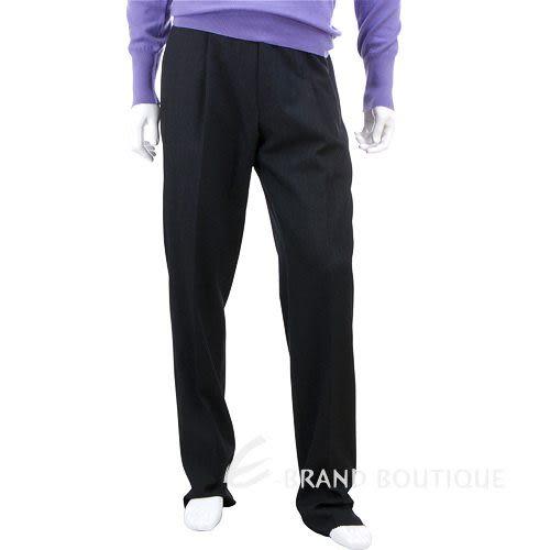 BOSS 抓褶西裝褲(黑灰色) 0580020-58