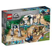 LEGO樂高 侏儸紀世界系列 75937 Triceratops Rampage 積木 玩具