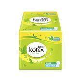 靠得住純白体驗淨味綠茶夜用超薄28cm 11片2包