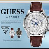 GUESS 時尚魅力休閒腕錶 44mm/GC/男女兼用/YL/防水/X81001G1S 現+排單/免運!