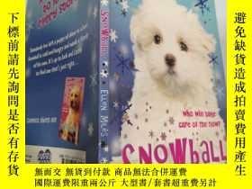 二手書博民逛書店puppy罕見place sno wball 小狗廣場雪球..,Y200392