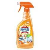 魔術靈馬桶高密泡清潔劑噴槍瓶500ml【愛買】