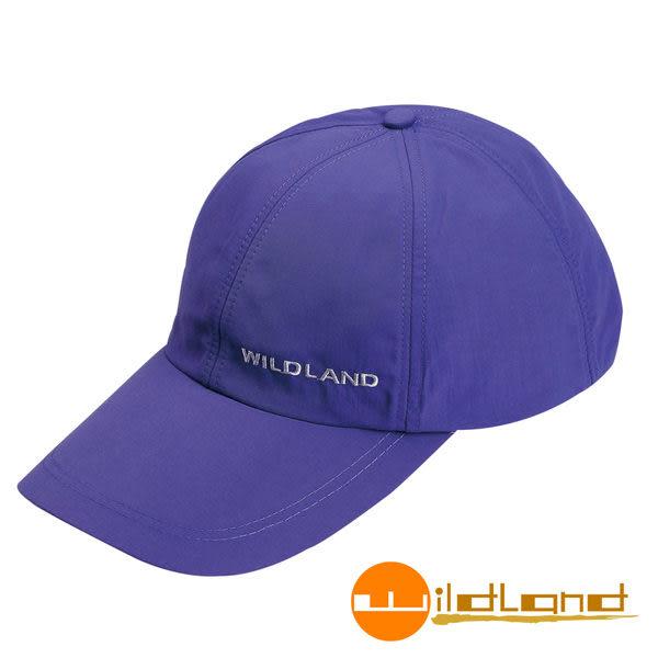 Wildland荒野 W1013-58葡萄紫 中性 抗UV透氣棒球帽/防曬/遮陽/踏青/郊遊/MIT/休閒帽/工作帽