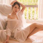 情趣睡衣 性感睡衣女透明騷大碼情趣睡裙情調衣人性趣內衣夏季薄款午夜魅力