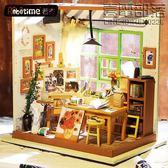 若態若來立體拼圖成人拼裝模型DIY小屋女孩玩具創意禮物艾達畫室