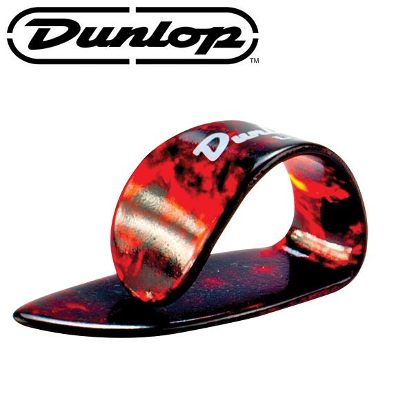 【非凡樂器】Dunlop Heavies Thumbpicks 琥珀拇指套/Pick