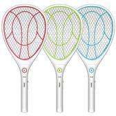 電蚊拍usb充電式18650鋰電池大號網面強力滅蚊拍蒼蠅igo 爾碩數位3c