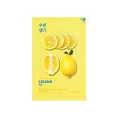 holika EWG配分天然萃取面膜 #檸檬-亮白 20ML*10片