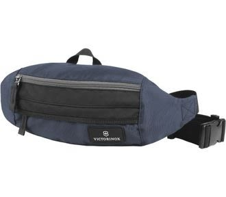 Victorinox 瑞士維氏 Altmont 3.0 經典型腰包 TRGE-601435 (黑藍) / 個