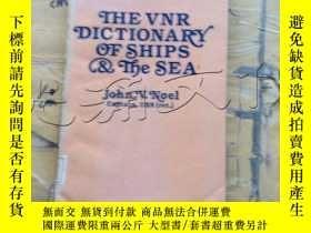 二手書博民逛書店The罕見VNR dictionary of ships & t