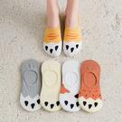 隱形襪-可愛萌萌貓爪馬卡龍色純棉短襪 短襪隱形 素色短襪 船型短襪 隱形襪 襪子 【AN SHOP】