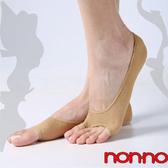 non-no儂儂褲襪 (6入) 露趾襪套-25026