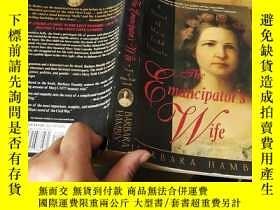 二手書博民逛書店THE罕見EMANCIPATOR S WIFE:解放者的妻子Y2