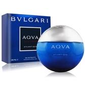BVLGARI 寶格麗 勁藍水能量男性淡香水(100ml) EDT-國際航空版