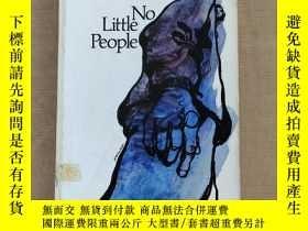 二手書博民逛書店No罕見Little People(英文原版)書內有些畫線Y11026 Francis A.Schaeffer