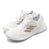 adidas 慢跑鞋 Edge Lux 3 W 白 粉紅 女鞋 運動鞋 【ACS】 EF7035