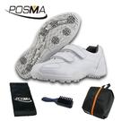 高爾夫球鞋 球鞋 時尚優雅 透氣舒適 女童鞋 GSH007WHT