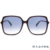 GUCCI 墨鏡 GG0544SA (酒紅) 簡約 大方框 太陽眼鏡 久必大眼鏡