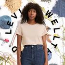 Levis Wellthread環境友善系列 女款 短袖T恤 / 有機面料 / 環保製程技術