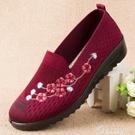 媽媽鞋老人鞋老太太老北京布鞋女中老年鞋子軟底舒適閏月奶奶夏季 黛尼時尚精品