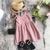 正韓女童洋裝連衣裙兒童公主裙洋氣裙子2018新款女童夏季連衣裙童裝時尚女孩夏裝十週年八折鉅惠