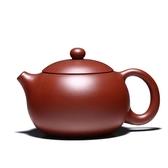紫砂壺大紅袍西施壺撿漏宜興名家紫砂壺純全手工泡茶壺球孔套裝功夫茶具 特賣